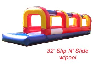 Houston Slip N' Slide Rental